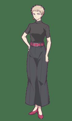 Visuel Kizaki Kaoru - Nom original: Kizaki Kaoru (Shine - Smile at the runway / Runway de waratte)