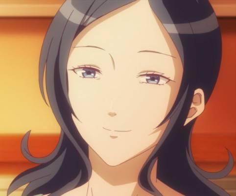 Visuel Tsumura Yuriko - Nom original: Tsumura Yuriko (Shine - Smile at the runway / Runway de waratte)