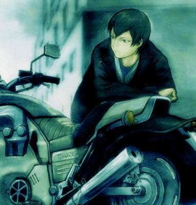 Visuel Tooyama Haruhiko - Nom original: Tooyama Haruhiko ()