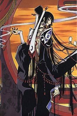 Visuel Yûko Ichihara - Nom original: Yûko Ichihara (xxxHolic, Tsubasa RESERVoir CHRoNiCLE)