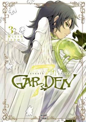Visuel 7th Garden tome 3