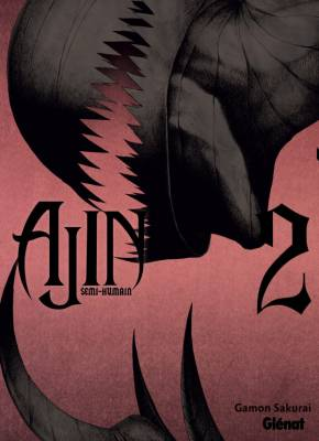 Visuel Ajin - Semi-humain tome 2