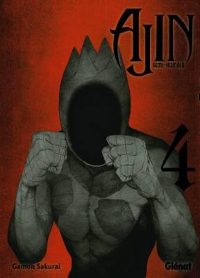Visuel Ajin - Semi-humain tome 4