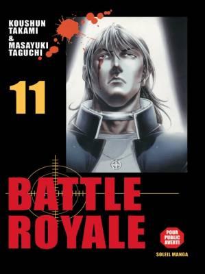 Visuel Battle Royale tome 11