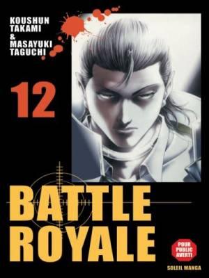 Visuel Battle Royale tome 12