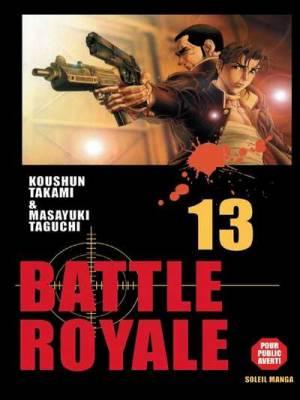 Visuel Battle Royale tome 13