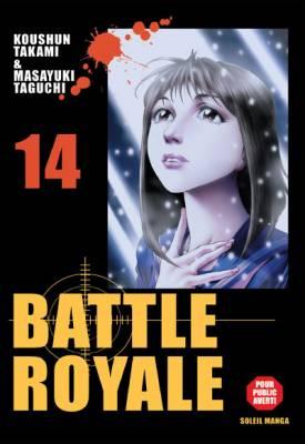 Visuel Battle Royale tome 14