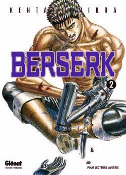 Visuel Berserk tome 2