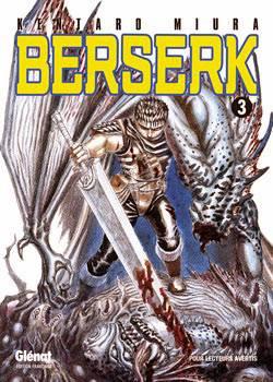 Visuel Berserk tome 3