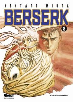 Visuel Berserk tome 8