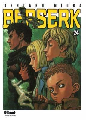 Visuel Berserk tome 24
