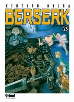 Visuel Berserk tome 25