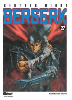 Visuel Berserk tome 27