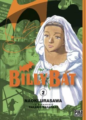 Visuel Billy Bat tome 2