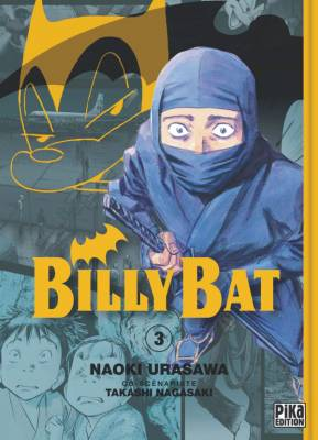 Visuel Billy Bat tome 3