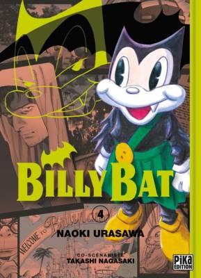 Visuel Billy Bat tome 4