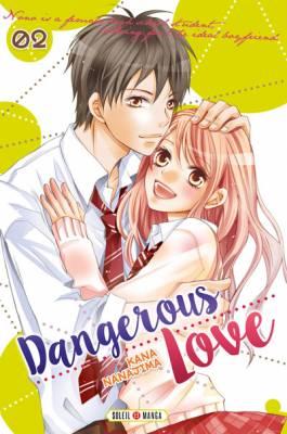 Visuel Dangerous Love tome 2