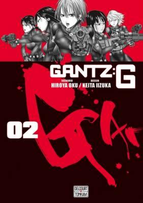 Visuel Gantz:G tome 2