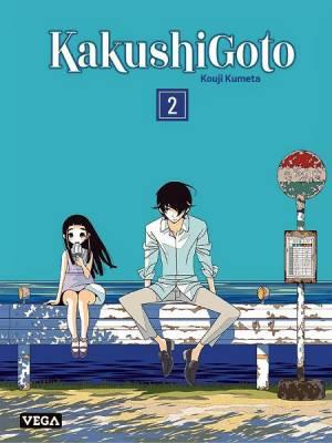 Visuel KakushiGoto tome 2