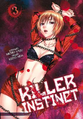 Visuel Killer Instinct tome 3