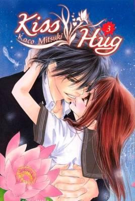 Visuel Kiss / Hug tome 3