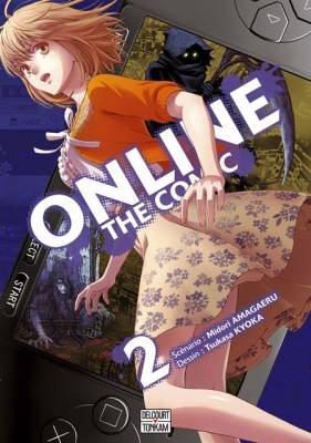 Visuel Online The Comic tome 2