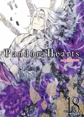 Visuel Pandora Hearts tome 18