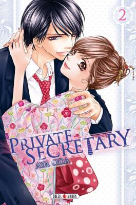 Visuel Private Secretary tome 2
