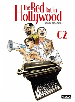 Visuel Red Rat in Hollywood (The) tome 2