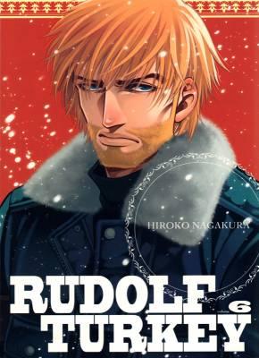 Visuel Rudolf Turkey tome 6