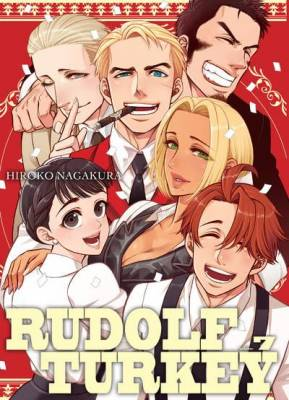 Visuel Rudolf Turkey tome 7