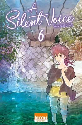 Visuel Silent Voice (A) tome 6