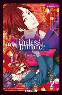 Visuel Timeless Romance tome 2