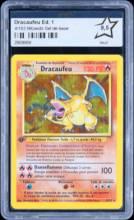 Visuel Des cartes Pokémon mises aux enchères