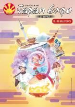 Visuel Japan Expo reporté à 2021, les dates officielles