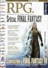Visuel Un magazine entièrement dédié aux RPG...