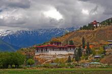 Visuel Le Bhoutan