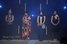Visuel Clamp : Conférence pendant Japan Expo 10