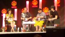 Visuel Conférence sur l'anime Drifters à Japan Expo 2016
