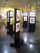 Visuel Exposition Pandora Hearts à la Maison de la Culture du Japon