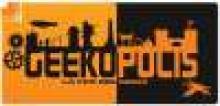 Visuel Geekopolis seconde édition - 17 et 18 mai 2014