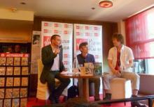 Visuel Conférence de Hiro Mashima à Virgin Megastore Champs Élysées