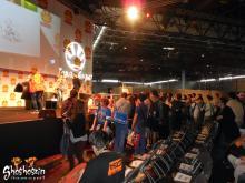 Visuel Ryuhei Tamura à Japan Expo 15 [conférence]