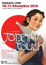 Visuel Japan Touch et Salon de l'Asie 2016 à Lyon