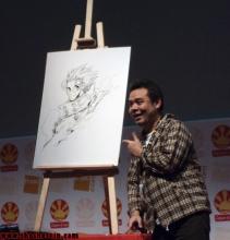 Visuel Conférence de Yasuhiro Nightow à Japan Expo 12