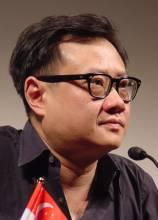 Visuel Eric Khoo, réalisateur et personnalité des plus influentes de Singapour