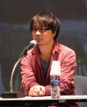 Visuel Makoto Shinkai, réalisateur en vogue en animation japonaise