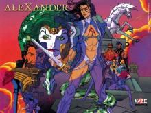 Wallpaper/fond d'écran Alexander / Alexander Senki (Animes)