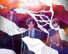 Wallpaper/fond d'écran Babylon / Babylon (バビロン) (Animes)