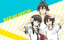 Wallpaper/fond d'écran Barakamon / ばらかもん (Animes)